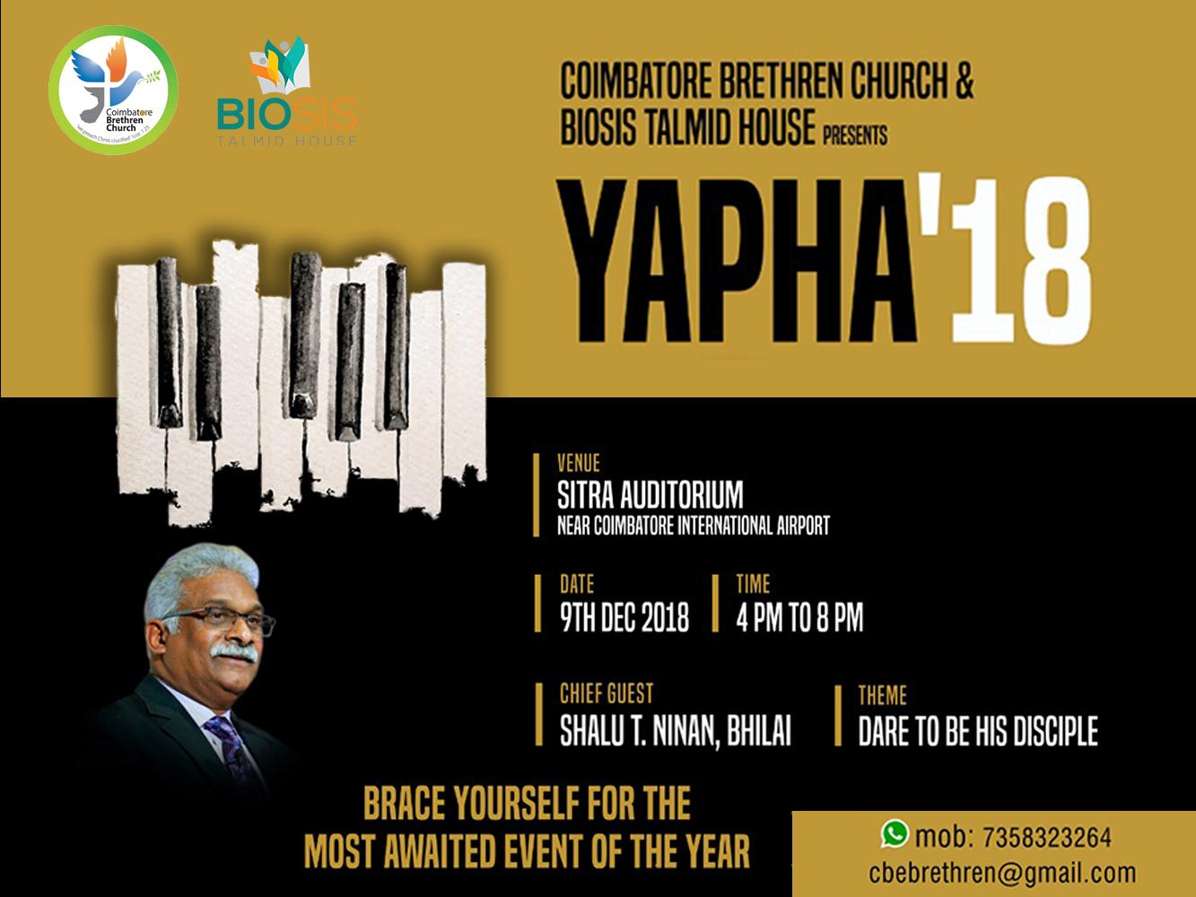 Yapha 2018