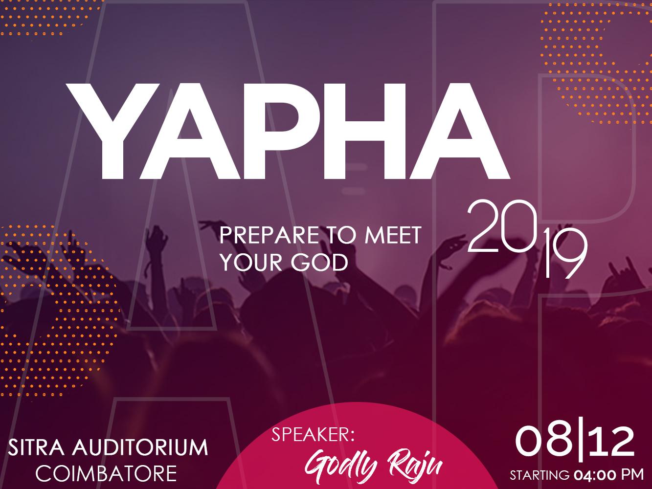 Yapha 2019