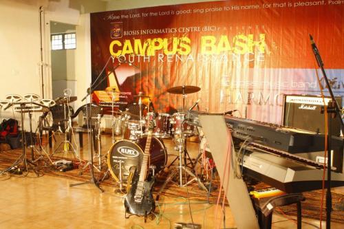 Campus Bash 2011
